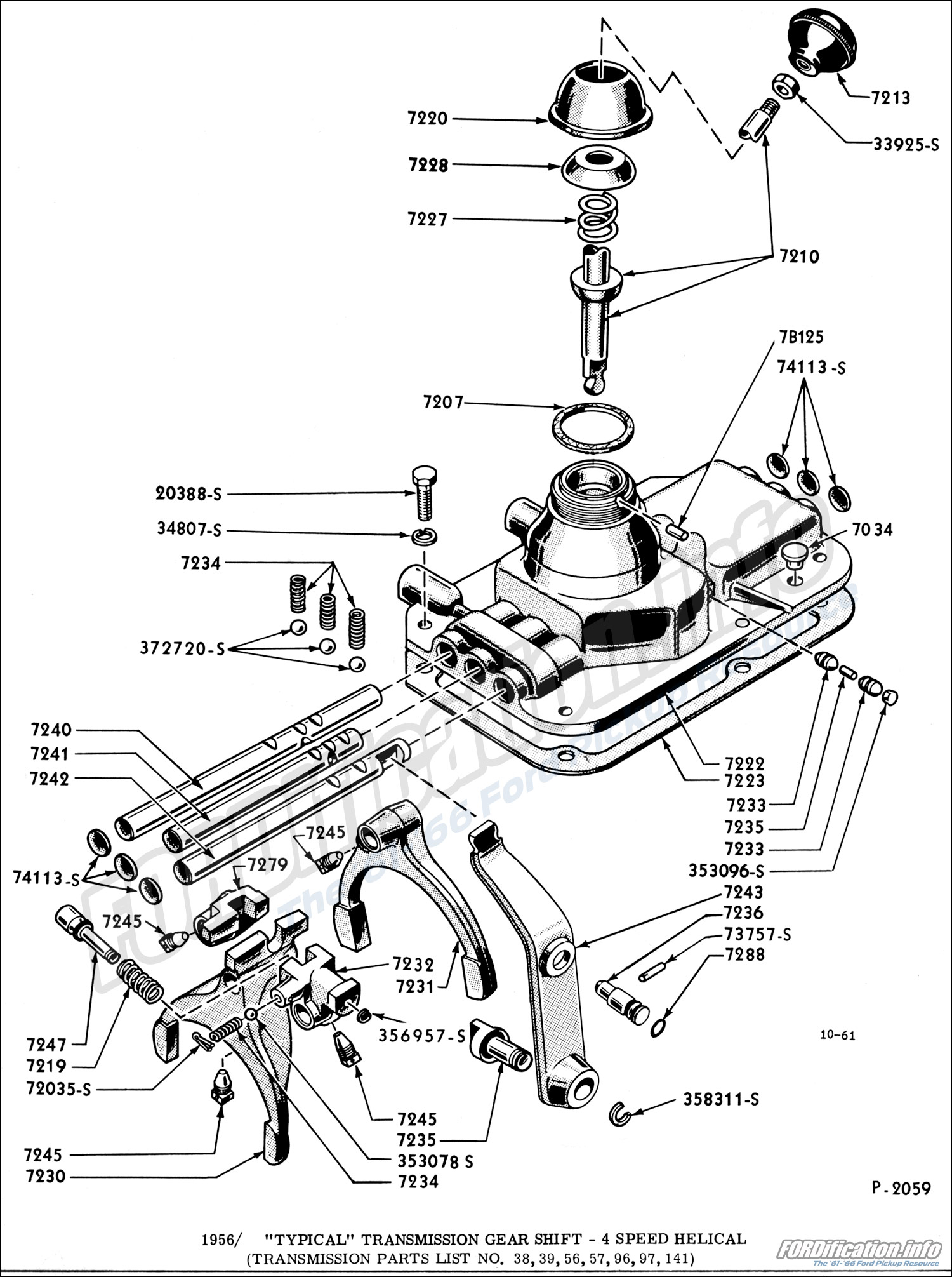drivetrain schematics - fordification info