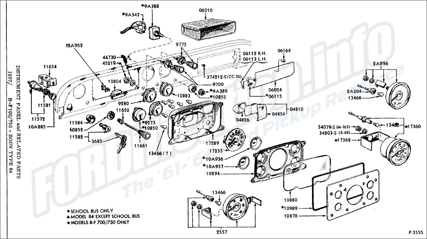 wiring and electrical schematics - fordification info